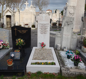 renouvellement concession funéraire