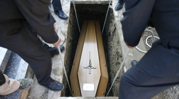 Choisir son marbrier funéraire lors d'un enterrement