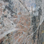 sculpture sur granit